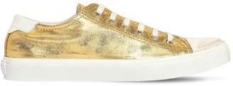 Saint Laurent 20mm Bedford Coated Canvas Sneakers