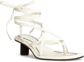 Proenza Schouler Off white strappy sandal
