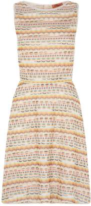 Missoni Sleeveless Zig Zag Dress