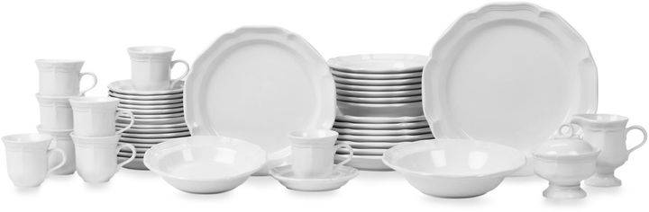 Mikasa French Countryside 45-Piece Dinnerware Set