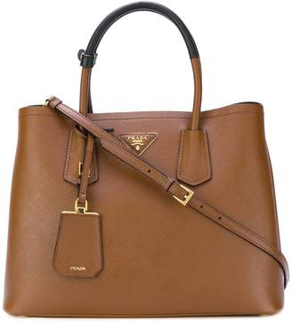 Prada Double Bag shopper