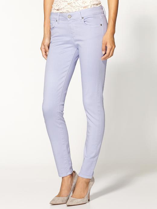 Paige Skyline Ankle Peg Skinny Jeans