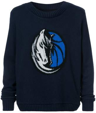The Elder Statesman X Nba Dallas Mavericks sweater