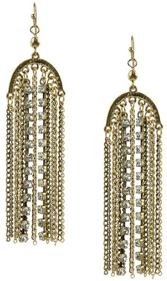 Chain Rain Earrings