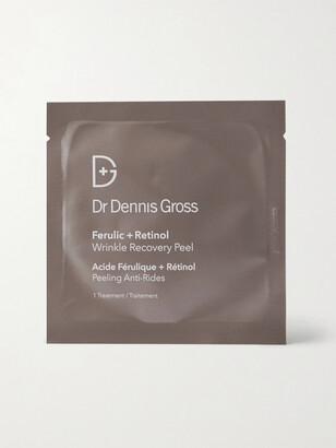 Dr. Dennis Gross Skincare Ferulic + Retinol Wrinkle Recovery Peel, 16 X 2.2ml