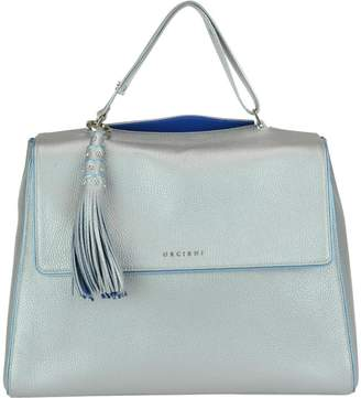 Orciani Sveva Silver Bag