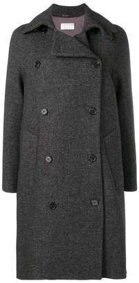 Kiltie double breasted coat