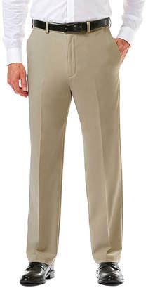 Haggar Cool 18 Pro Flat Front Pant
