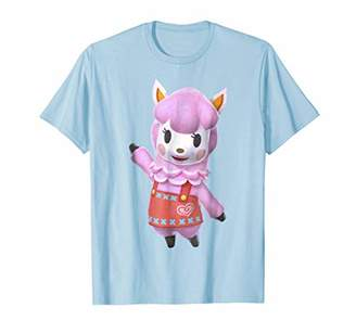 Nintendo Animal Crossing Reese Waving Graphic T-Shirt