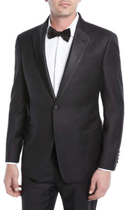 Emporio Armani Super 130s Wool Two-Piece Tuxedo