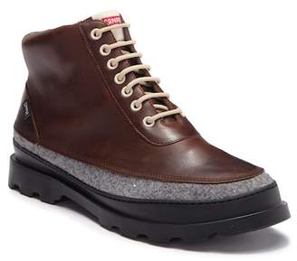 Camper Brutus Leather Boot