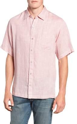 Tori Richard Classic Fit Linen Sport Shirt