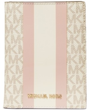 Michael Kors Michael Bedford Travel Passport Wallet