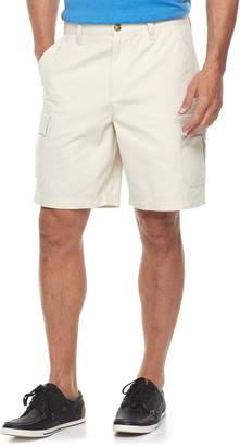 Croft & Barrow Classic-Fit Flex Waist Cargo Shorts