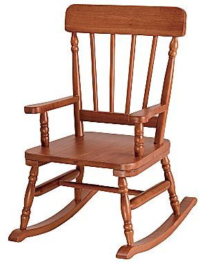 Levels of Discovery Rocking Chair - Maple