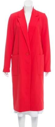 BA&SH Lander Long Coat