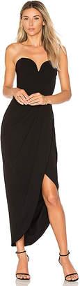 Shona Joy Draped Dress