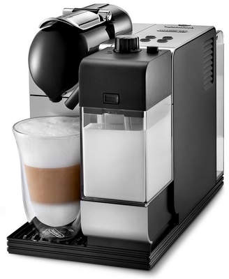 Nespresso De'Longhi Lattissima Plus Espresso and Cappuccino Machine with Capsule System
