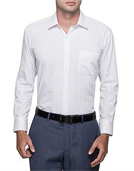 Van Heusen Multi Scale Check Classic Fit Shirt