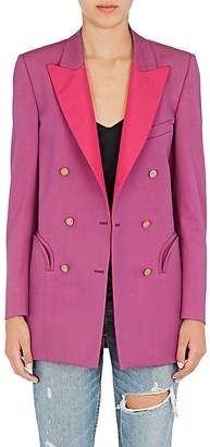 BLAZÉ MILANO Women's Everyday Wool Double-Breasted Blazer