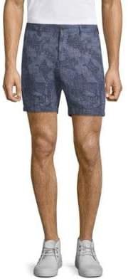 Michael Kors Regular-Fit Printed Shorts
