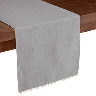 Lenox French Perles Solid Table Runner