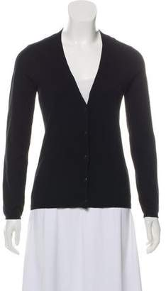 Burberry Wool Knitted Cardigan