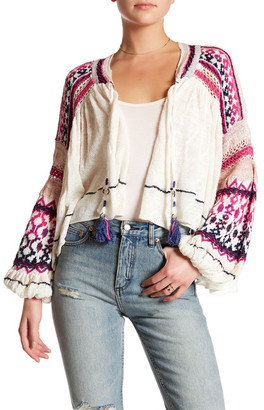 Free People Dreamland Cardigan $168 thestylecure.com