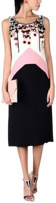 Prada 3/4 length dresses