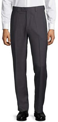 Haggar Micro Neat Dress Pants
