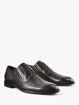 John Varvatos NYC Slit Leather Derby