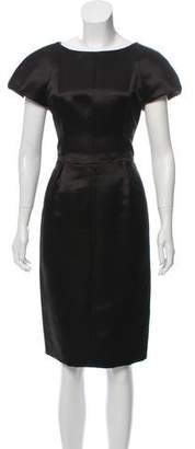 Chanel Silk Sheath Dress