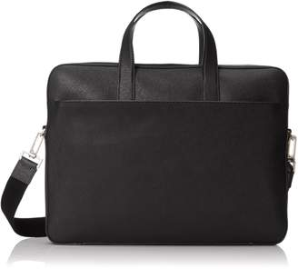 Jack Spade Men's Barrow Leather Slim Brief