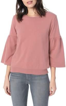Joe's Jeans Dania Bell Sleeve Sweatshirt