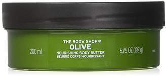 The Body Shop Olive Unisex Body Butter 200 ml