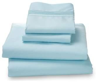 Where the Polka Dots Roam Luxury Ultra Bed Microfiber Sheet Set