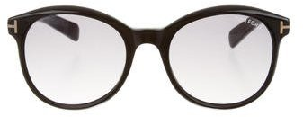 Tom Ford Tom Ford Riley Round Sunglasses