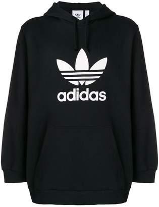 adidas Trefoil hoodie