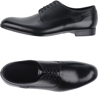 Emporio Armani Lace-up shoes - Item 11165159SG