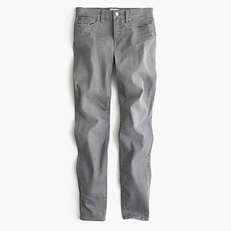 """J.Crew 9"""" Lookout High-Rise Jean In Grey"""