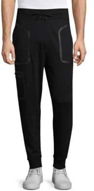 HUGO BOSS Deatty Cotton Track Pants