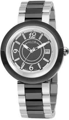 Alor Women's Two-Tone 43Mm Cavo Watch