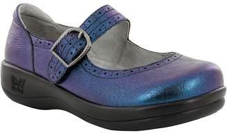 Alegria Women's Alegria, Kourtney Mary Jane Shoes BLUE 4.2 M