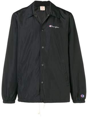Champion logo wind breaker jacket
