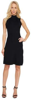 Laundry by Shelli Segal A-Line Dress with Cut Out Back Detail Women's Dress