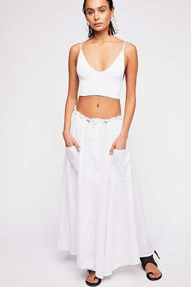 Work It Out Maxi Skirt