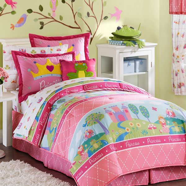 Olive Kids enchanted castle duvet cover