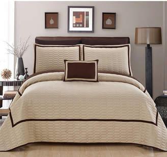 Chic Home Mesa 6 Piece Twin Quilt Set Bedding