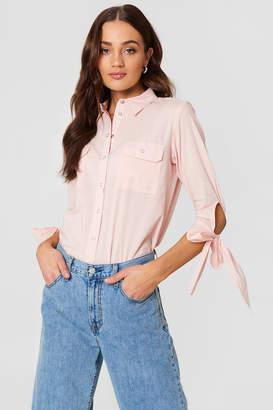 Rut & Circle Rut&Circle Nicole Pocket Shirt White