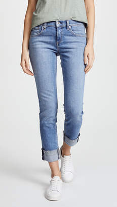 Rag & Bone The Cuffed Dre Slim Boyfriend Jeans